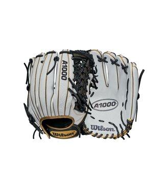 """Wilson 2021 Wilson A1000 12 1/2"""" T125 Fastpitch Softball Glove WBW100184125"""