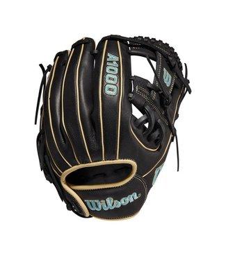 """Wilson 2022 Wilson A1000 DP15 11.5"""" Infield Baseball Glove RHT WTA10RB22DP15"""