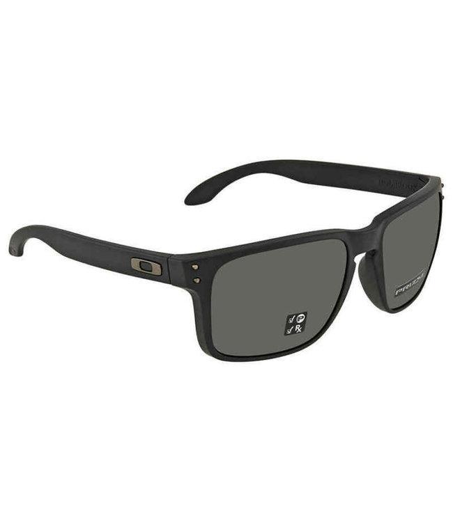 Oakley Oakley Holbrook XL matte black with Prizm black polarized 0OO9417-0559