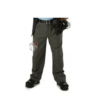 Smitty Smitty umpire baseball pant charcoal
