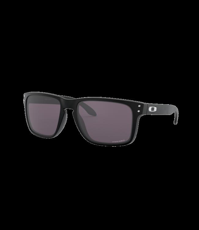 Oakley Oakley Holbrook XL matte black with Prizm grey polarized 0OO9417-2259