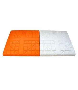 All Star All Star Pro molded double base safety base ASTGFMB