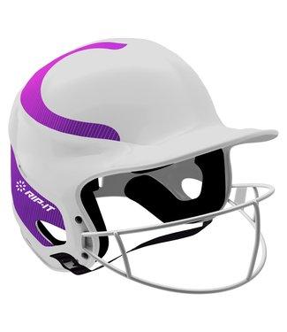 Rip It Rip-It original softball batting helmet home pinstripe