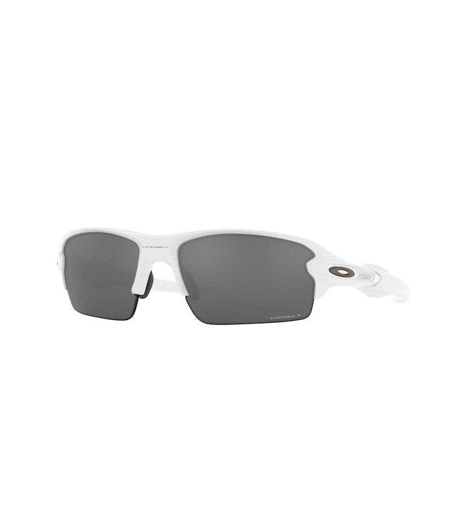 Oakley Oakley Flak 2.0 XL polished white with Prizm black polarized 0OO9188-7659