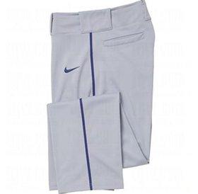 Nike Nike Baseball pant grey/navy piping