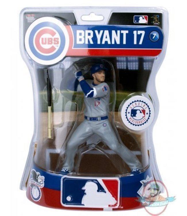 Imports Dragon MLB Figurine Kris Bryant