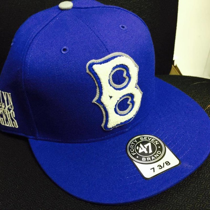 47Brand 47 Brand Cooperstown Fitted Hat