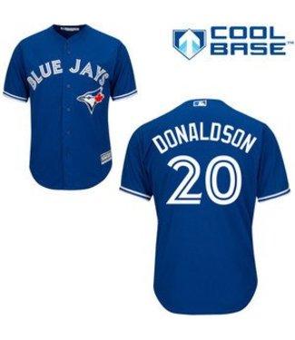 Majestic Majestic Cool base Toronto Blue Jays replica jersey youth - Josh Donaldson