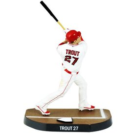 Imports Dragon MLB Figurine 2017 Mike Trout