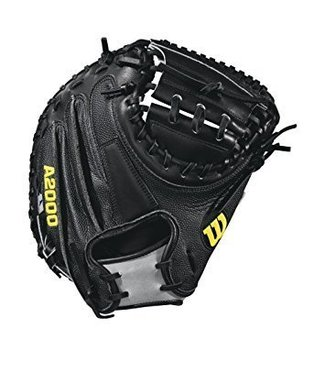 Wilson Wilson 2018 A2000 M2 Superskin Catcher's Glove  33.5'' RHT