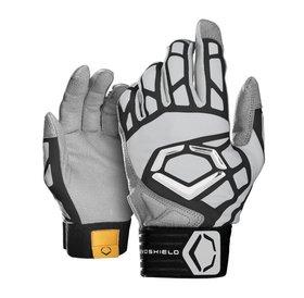 EvoShield Evoshield Adult Impakt 550 Batting Gloves adult grey large