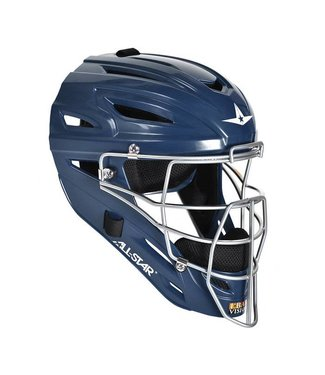 All Star Allstar - System 7 Catcher helmet MVP2500 navy