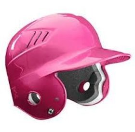 Rawlings Rawlings Youth Batting helmet Pink