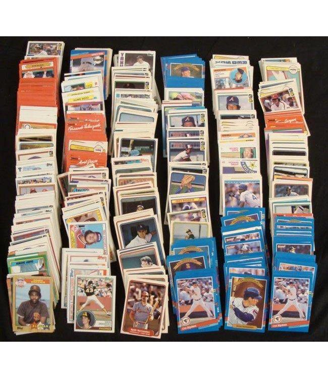 EDB - cartes de baseball MLB