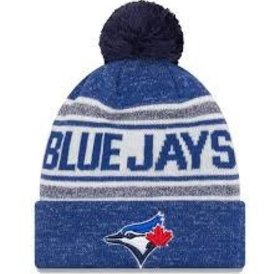 New Era New Era Toasty Cover Tuque Toronto Blue Jays