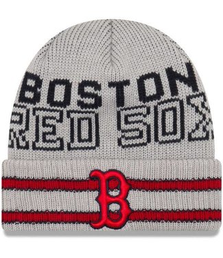 New Era New Era Crisp N Cozy Red Sox Hat
