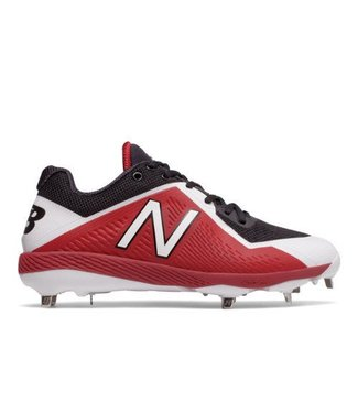 New Balance Athletic New Balance L4040 BR4 low-cut metal black-red