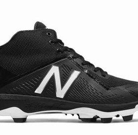 New Balance Athletic New Balance PM4040 K4 mid-cut TPU Black-Black 2E