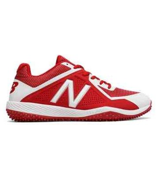New Balance Athletic New Balance T4040 TR4  Red-White