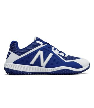 New Balance Athletic New Balance T4040 TB4 Royal-White
