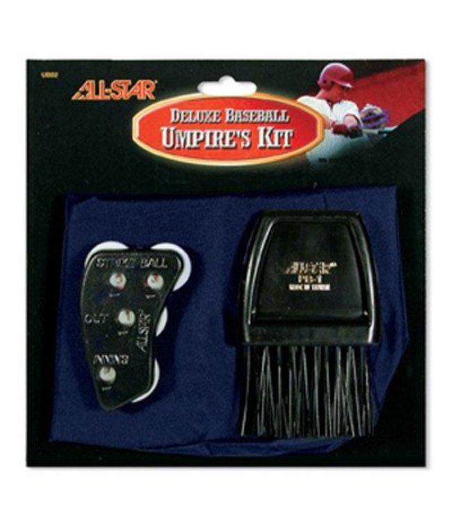 All Star All Star Deluxe Umpire's Kit Navy