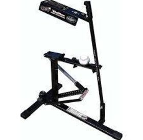Louisville Slugger LS UPM50 Black Flame Pitching Machine