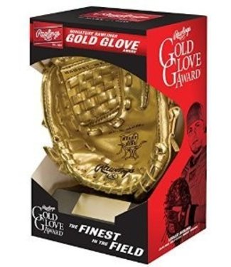 Rawlings Rawlings Mini Gold glove RGG trophy
