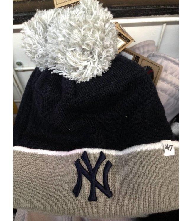 47Brand 47 Brand knit New York Yankees