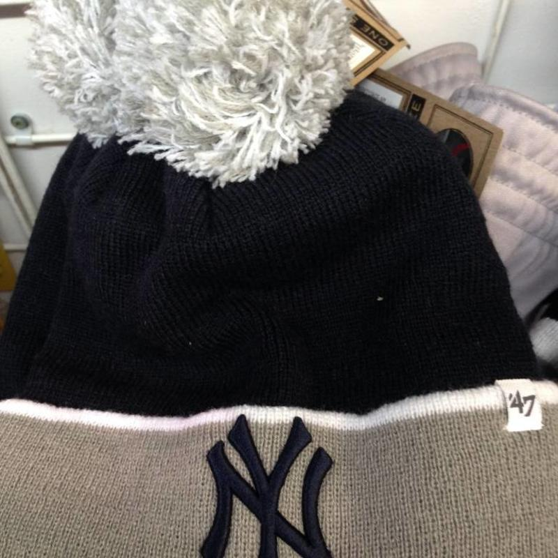 47Brand 47 Brand knit New York Yankees