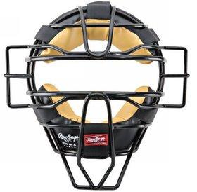 Rawlings Rawlings PWMX-B Black Catcher/umpire Mask