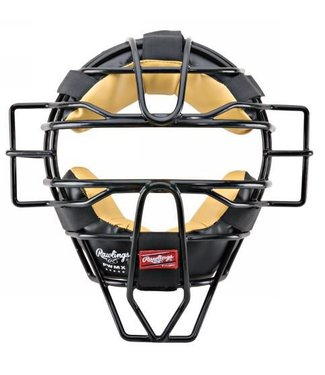 Rawlings Rawlings PWMX-B Black Catcher/umpire Mask