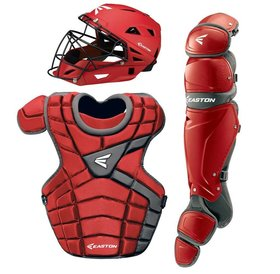 Easton Easton M10 Custom Catcher Set Youth 9-12 years old RD/SL