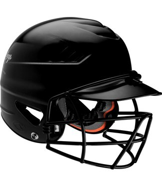 Rawlings Coolflo with FaceMask Black