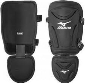 Mizuno Mizuno Batter ankle guard Black