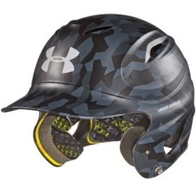 Under Armour Under Armour Batting Helmet Adult Digi-Black