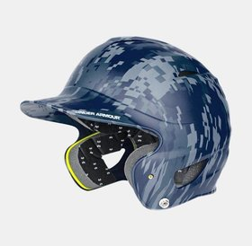 Under Armour Under Armour Batting Helmet Adult Digit-Navy