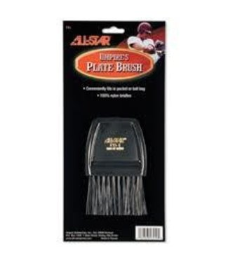 All Star All star Umpire Plate Brush