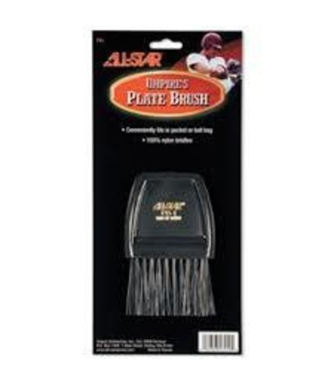 All Star All star Umpire Plate Brush