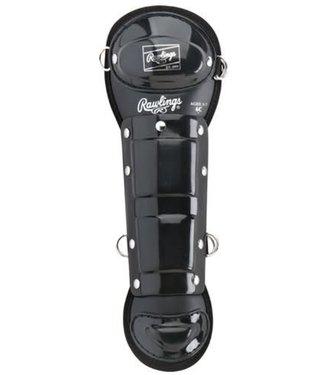Rawlings RAWLINGS  6C-B BLACK YTH LEG GUARD