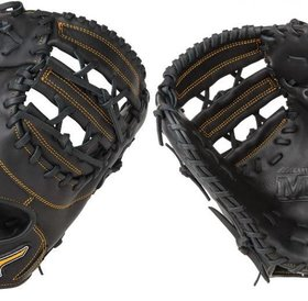 Mizuno mizuno gxf50 mvp prime first base 12.5'' black rht