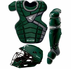 Easton Easton M10 custom Catcher set adult Green/Silver