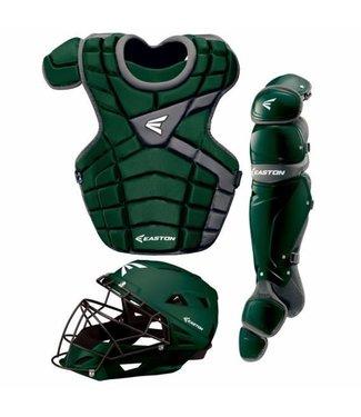 Easton Easton M10 custom Catcher set adult Green/Silver
