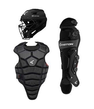 Easton Easton Qwik fit catcher set youth black 9-12 years old
