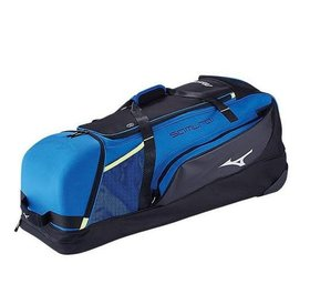 Mizuno Mizuno Samurai Catcher Wheel Bag royal/black