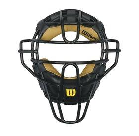 Wilson Wilson Dyna-Lite Steel Umpire Mask leather