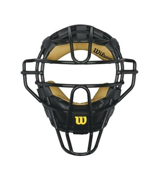 Wilson Wilson Dyna-Lite Steel Umpire Mask leather