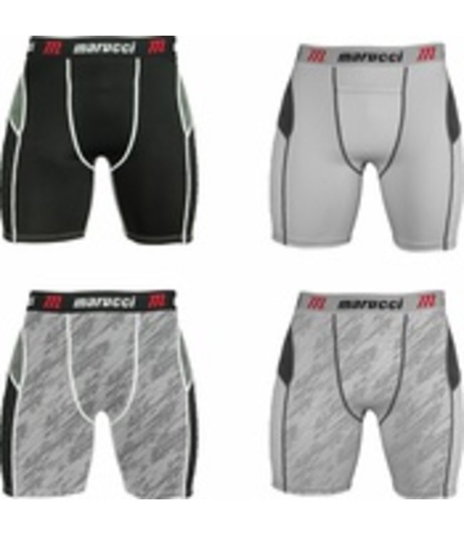 Marucci Marucci elite padded sliding short youth with cup