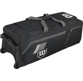 Wilson Wilson Pudge 2.0 bag on wheels black