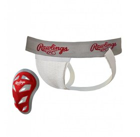 Rawlings Rawlings cage cup with athletic supporter youth regular 55-80 lbs