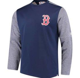 Majestic Majestic Mens authentic On-Field Tech Fleece - Boston Red Sox
